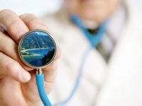 Yabancı hastanın yüzde 66'sı özel sektör, yüzde 34'ü kamu hastanelerinde tedavi oldu