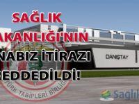 Sağlık Bakanlığı'nın e-Nabız itirazını Danıştay reddetti!