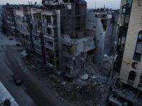 Suriye'deki 92 devlet hastanesinden 88'i yıkıldı