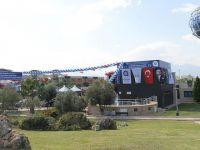 Antalya'da alzheimer hastalarına 'Mavi Ev'