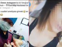 Ankara'daki özel hastanede 2. hemşire rezaleti