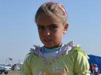Doktor olmak isteyen 10 yaşındaki Azize'ye BM'den eğitim desteği