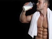 Sporcular egzersiz sonrası en az 500 ml. süt içmeli