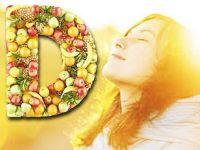 """Türkiye'de D vitamini eksikliği var"""""""
