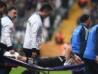 Beşiktaşlı futbolcu Caner Erkin ameliyatı başarılı geçti