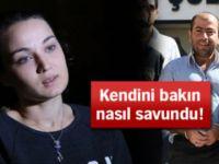 Hemşire Ayşegül Terzi 'şort' saldırganıyla ilk kez yüz yüze geldi