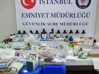 İstanbul'da sahte vücut geliştirme ilacı operasyonu: 4 gözaltı