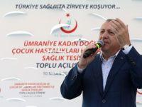 """Cumhurbaşkanı Erdoğan: """"Kanser dahil tüm ilaçlar ücretsiz olacak"""""""