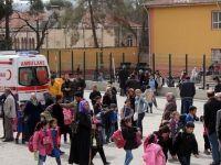 Şanlıurfa'da 27 öğrenci hastaneye kaldırıldı