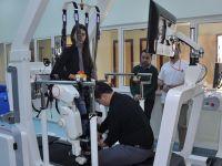 Felçli hastalara 'Walkbot' robot ile yürüme umudu doğdu