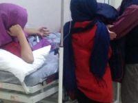 Konya'da 19 öğrenci hastaneye kaldırıldı