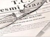 9 Temmuz 2017 tarihli Resmi Gazete haberleri (Resmi Gazete'de bugün)