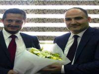 Çanakkale KHB Genel Sekreterliğinde devir teslim töreni