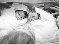 Hamileyken hamile kaldı bebekler 10 gün aralıkla doğdu!