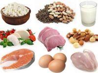 Protein ve tuz ağırlıklı beslenmek 'gıda koması'na neden olabilir
