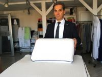 'Yatak yarasını engelleyen çarşaf'a yurt dışından yoğun talep
