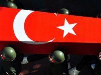 Kalp krizi sonucu ölen asker için resmi tören düzenlendi