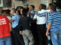 Ankara'da hasta yakınları doktora saldırdı