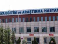 Sakarya'da hastanede kısa süreli karantina uygulandı
