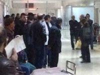 Devlet Hastanesinde silahlı saldırı: 1 ölü, 2 yaralı
