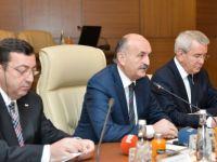 Asgari Ücret Tespit Komisyonu'nun ilk toplantısı yapıldı