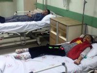 Yedikleri gıdadan zehirlenen 13 öğrenci hastanelik oldu