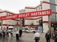 Esenyurt Devlet Hastanesi karantinaya alındı