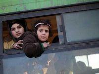 Halep'ten gelen 54 yaralı tedavi altına alındı