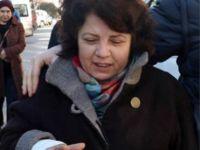 Samsun'da eczacı kadının çantası gaspedildi