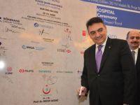 Elazığ Şehir Hastanesi'nin finansal kapanış imza töreni yapıldı