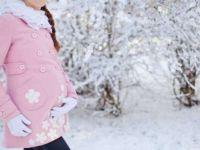 Anne adaylarına kış aylarında kapalı alan uyarısı