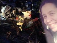 Kazada bebeğini kaybetti, 4 gün sonra kendisi de öldü