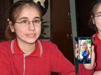 12 yaşındaki Merve, kanser hastaları için saçlarını bağışladı