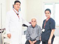 Hemoroit değil kanserli kitle çıktı