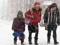İstanbul dahil 13 ilde okullar yarın tatil edildi