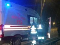Beşinci kattan düşen 2 yaşındaki çocuk ağır yaralandı