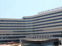 Mersin Şehir Hastanesi ilk yılında 2 milyon 490 bin 286 hastaya hizmet verdi