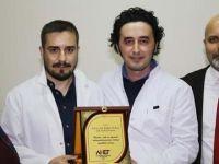 Takside doğum yaptıran hekimlere 'yılın aile hekimi' ödülü