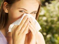 Bahar yorgunluğunun nedeni alerji