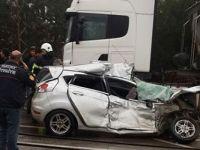 Hatay'da doktor trafik kazasında hayatını kaybetti