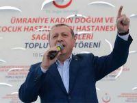 Cumhurbaşkanı Erdoğan, Eğitim Araştırma Hastanesi ek hizmet binasını açacak