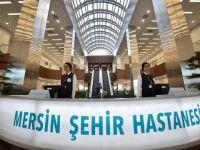 """Mersin Şehir Hastanesi'ne """"Dijital Hastane"""" tescili"""