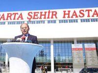 Sağlık Bakanı Akdağ: Şehir hastanelerinin hiçbir farkı yok