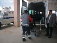 Diyarbakır'da Engellilere Özel Sağlık Hizmeti