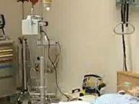 Hemşire simülasyon laboratuvarı açıldı