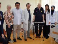 İngiliz hastadan Alanya Eğitim ve Araştırma Hastanesi'ne teşekkür