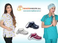 Medikal üniforma ve Sabo terlik online alışveriş kolaylığı