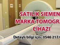 Satılık Siemens marka tomografi cihazı