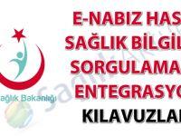 e-Nabız Hasta Sağlık Bilgileri Sorgulama ve entegrasyon kılavuzları