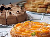 Sağlıklı kek ve poğaça tarifleri